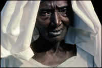 Village woman, Jufureh, The Gambia